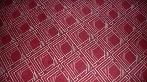 Sheffield bingo hall carpet