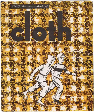 cloth book