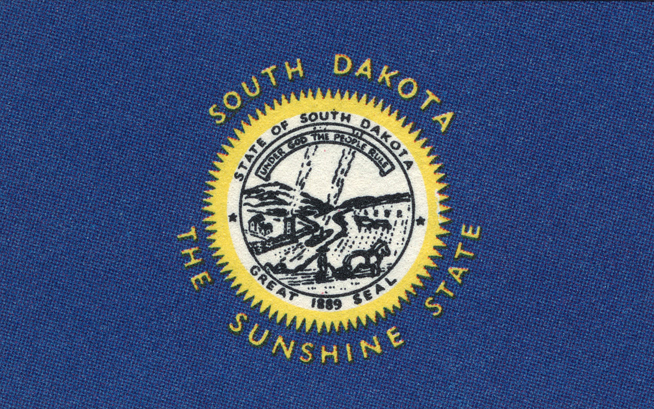 South Dekota Flag