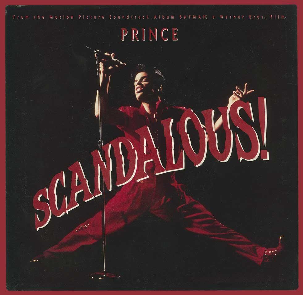 Prince - Scandalous